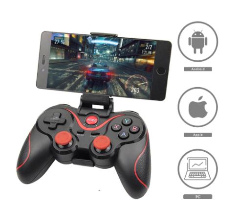 Twitter Game controller, Joystick, Bluetooth