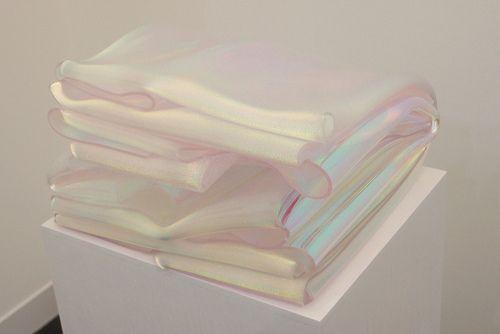 Olaf Holzapfel - 3 in 1 Raum - 2011 - plexiglass on painted plywood base by A_O_G