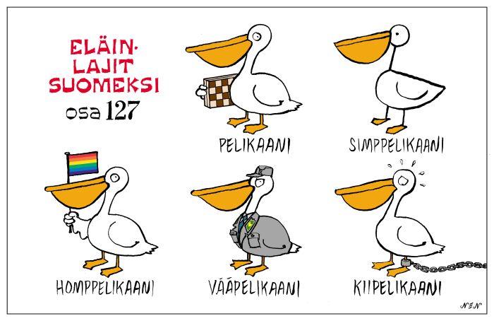 Eläinlajit 127
