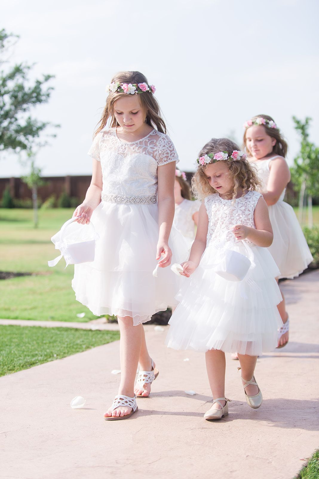 Tuscany Hill Wedding Ceremony Reception Hall Outdoor Wedding Ceremony Dallas Wedding Venues Bridal Party Outfit,Lace Beach Wedding Dresses Uk