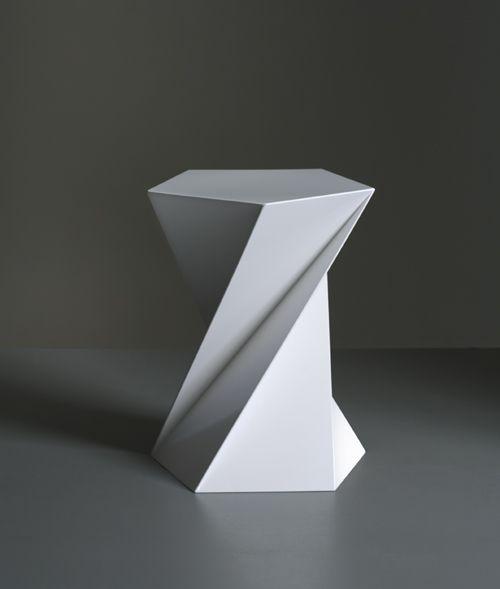 The Oshibori Stool, by designer So Takahashi of Heads Inc.