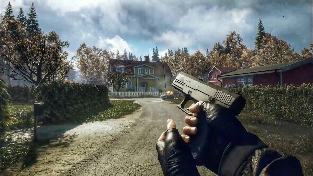 Generation Zero top open world online game in 2020