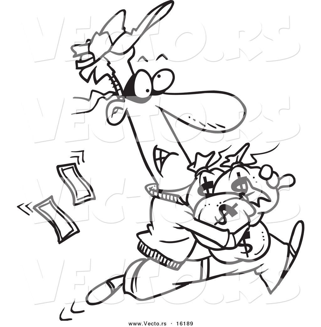 Robber Coloring Pages Free Coloring Pages Coloring For Kids Free Coloring