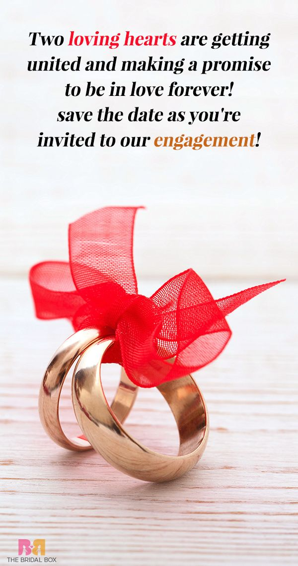 Engagement Invitation Wording: Top 10 Beautiful Invitation Ideas  Engagement Invitation Words