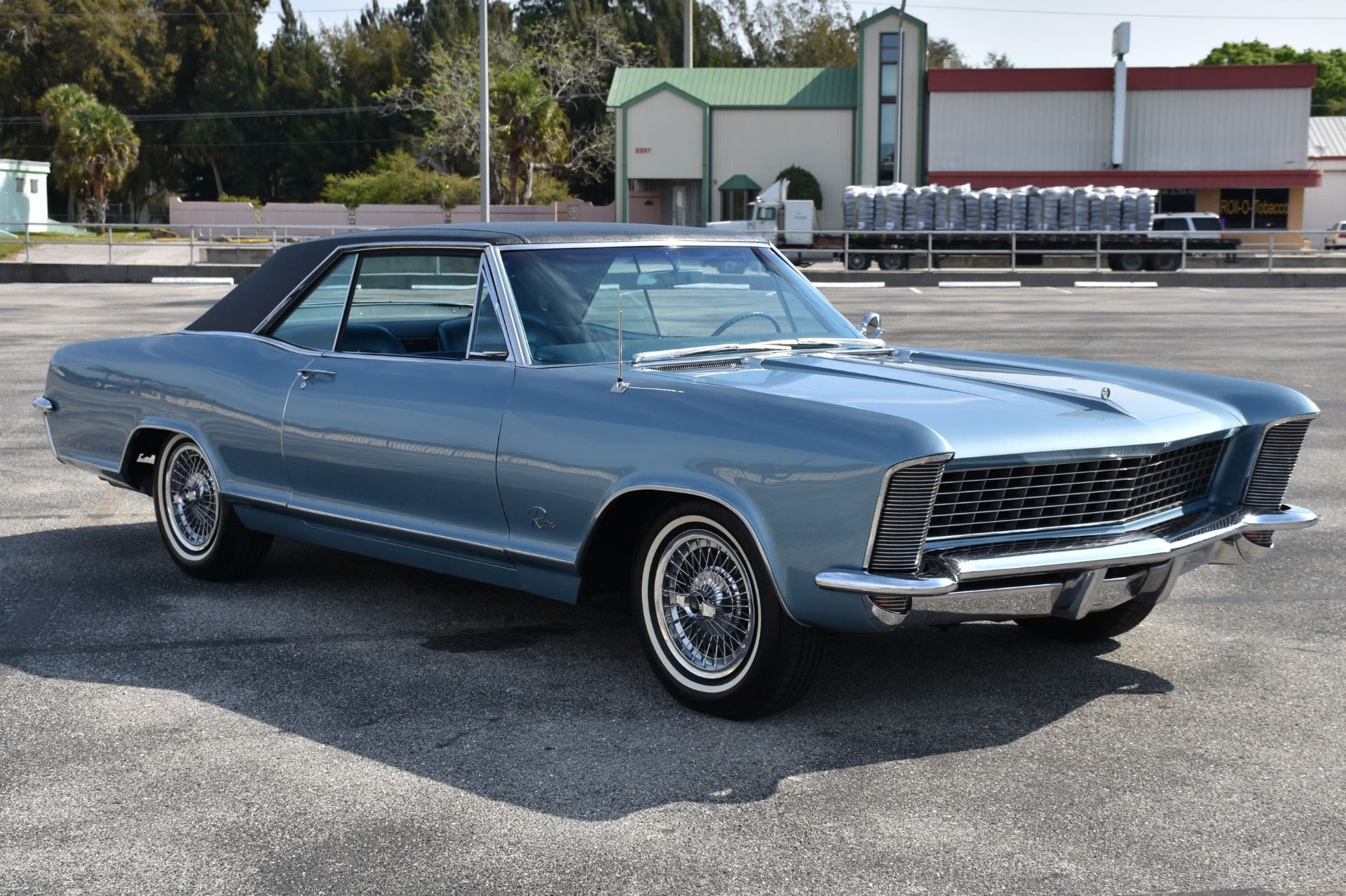 used 1965 Buick Riviera Shows 64k PS PB Factory Air
