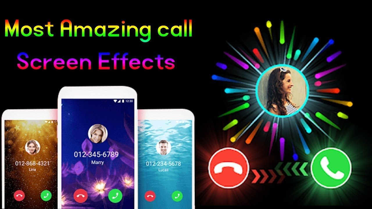 How To Change My Calling Screen on Any Android Phone l Color Call