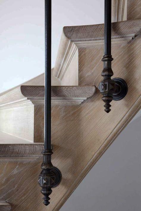 Staircase Barrier Tips Wrought Iron Stairs Stairs Design Iron