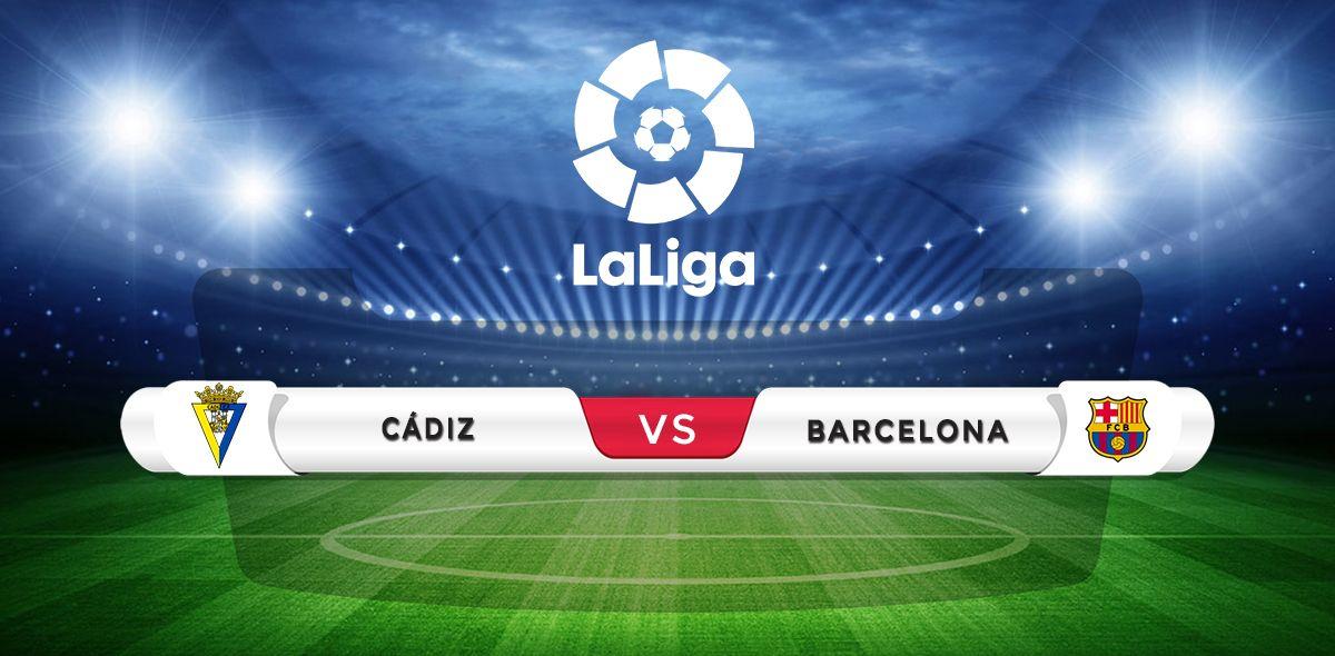 Cadiz Vs Barcelona Spain La Liga Date Saturday 5 December 2020 Kick Off At 20 00 Uk 21 00 Cet Venue Estadio Ramon D Real Madrid Barcelona Spanish La Liga