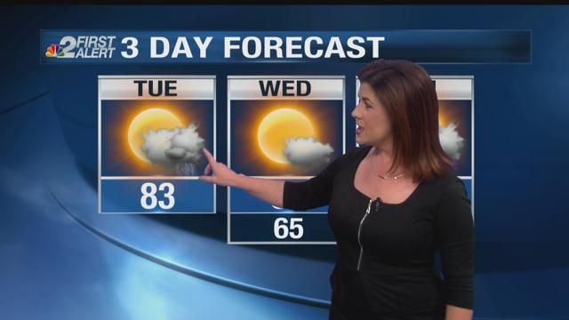 NBC2 First Alert Forecast: Tuesday - NBC-2 com WBBH News for