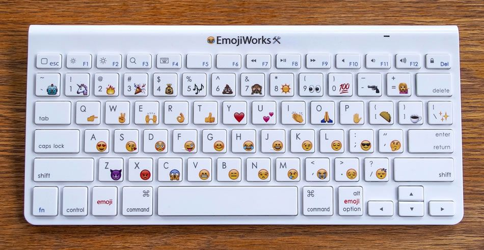 Emoji Keyboard Multiplies Your Online Vocabulary With Scores Of