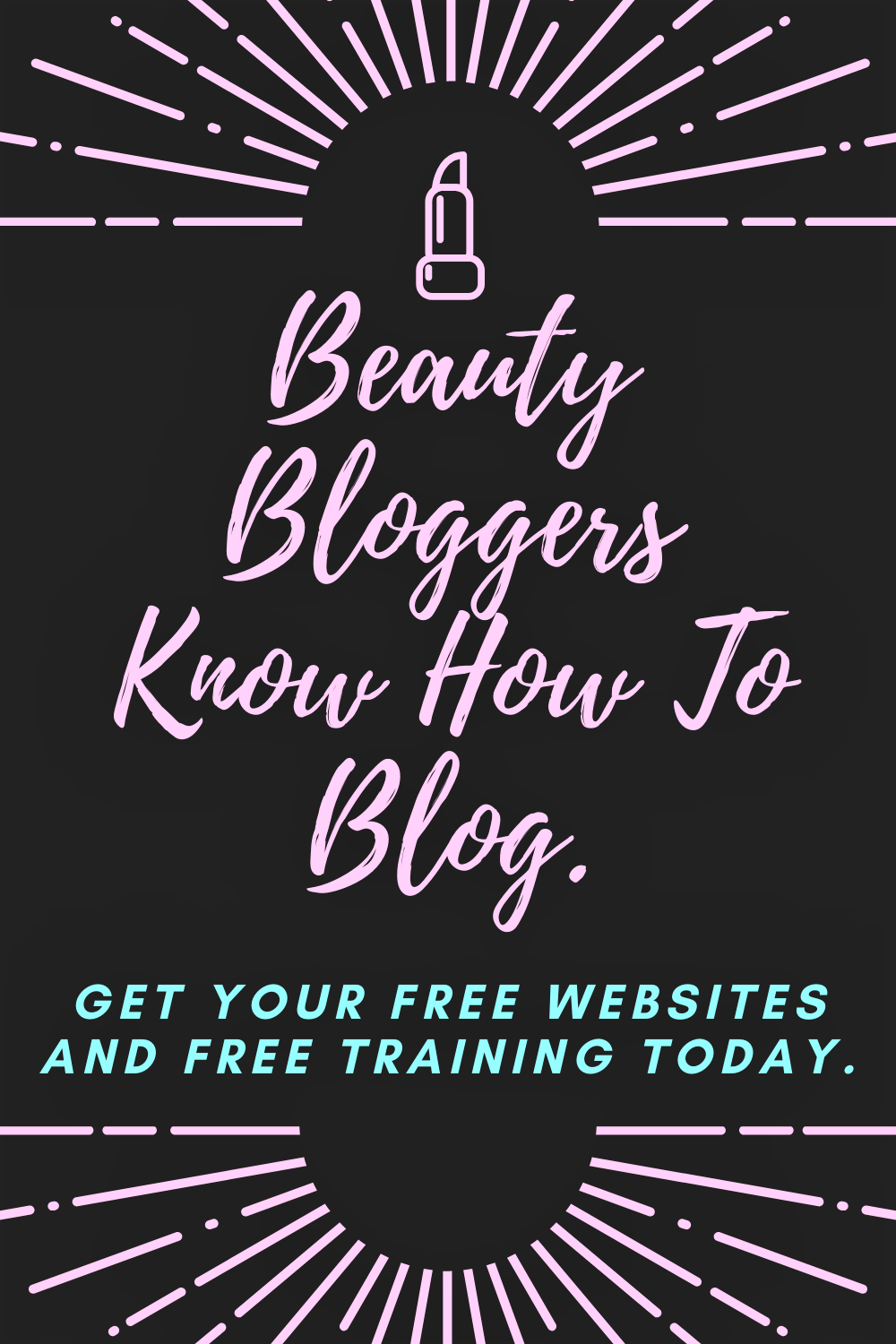 It's true beauty bloggers know how to blog. You can learn