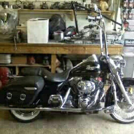 My 2000 RoadKing  20