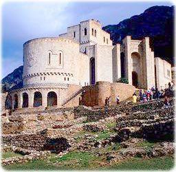 2004 went to Albania for 3 months. Beautiful land, wonderful people Skenderbeg Museum in Kruja, Albania