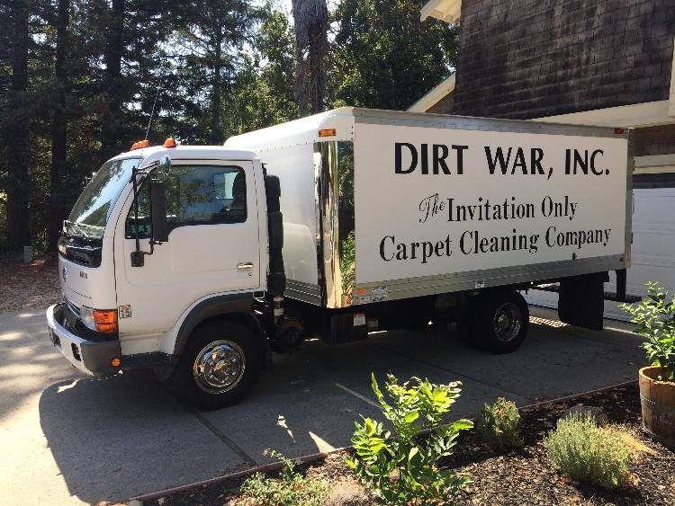2003 Ud Vortex Truck Mount Used Carpet Cleaning Vans How