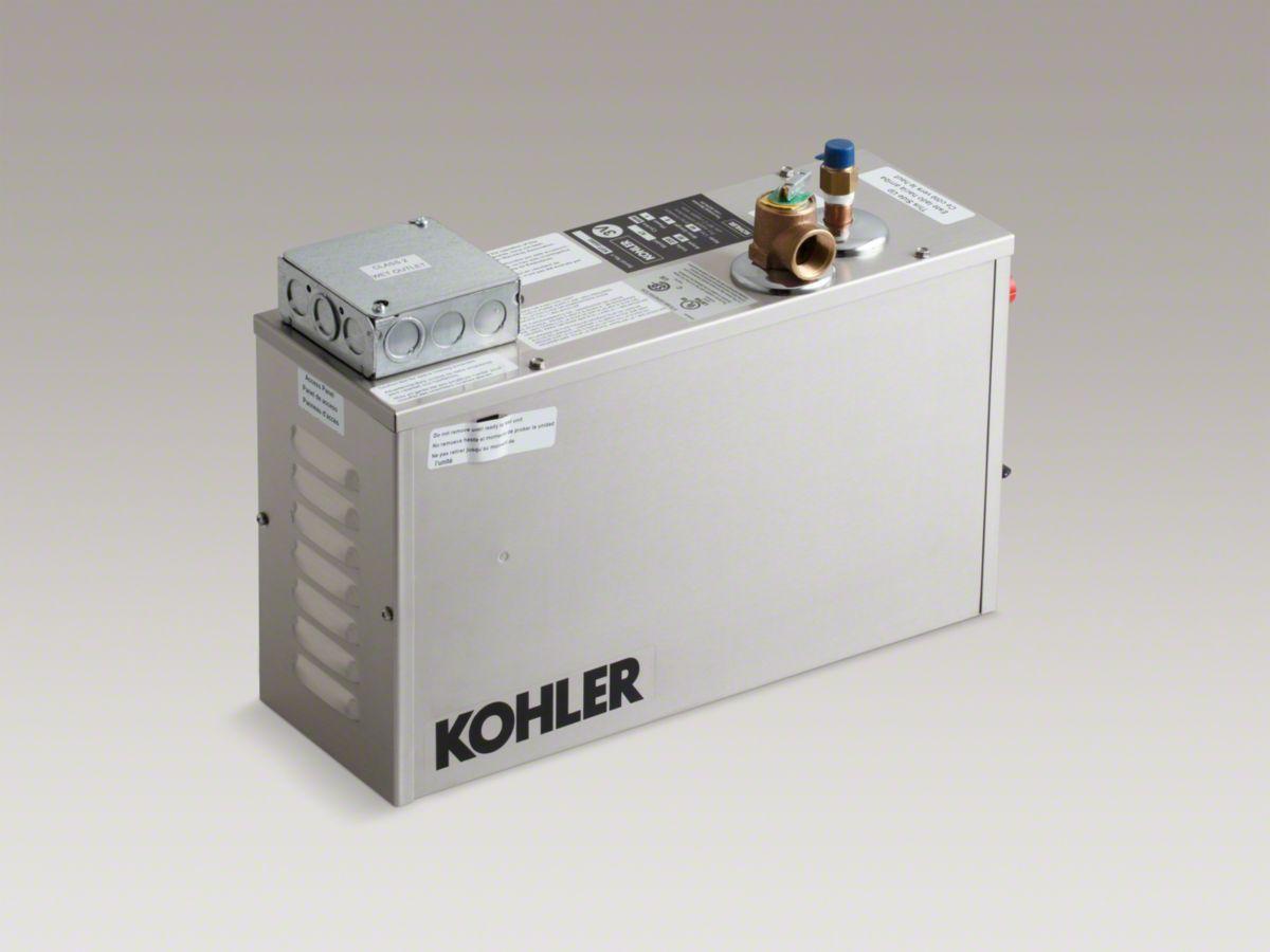 Kohler Fast Response 7 Kw Fast Response Steam Generator Ready In