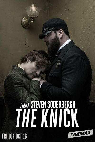 The Knick Season 2 Trailer And Posters Ign The Knick Cinemax Clive Owen
