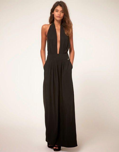 7846119d9a2 CÓMO HACER UN MONO PANTALÓN | costura | Vestidos, Pantalones y Costura