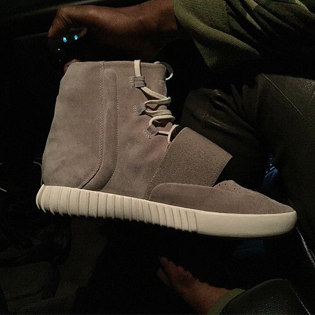 Here S Kanye S New Adidas Shoe The Yeezy Boost Adidas Sneakers Women Kanye West Adidas Yeezy New Adidas Shoes