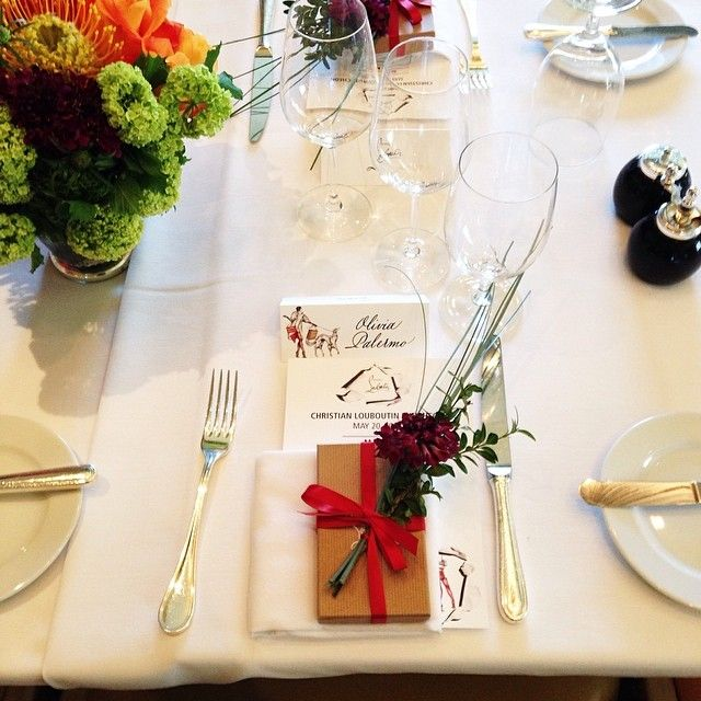 4ea1ff705d9b What a beautiful lunch event today at the  bergdorfs restaurant with  Louboutin to celebrate the new  PassageLouboutin handbag collection with  our lovely ...