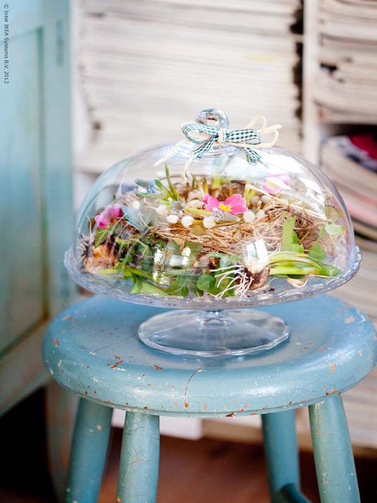 Cloche for Easter Springlovely Cloche for