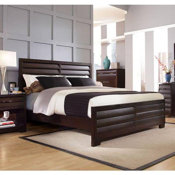 Sable Panel Bed K  Pulaski  Star Furniture  Houston Tx Mesmerizing Bedroom Furniture In Houston Inspiration Design
