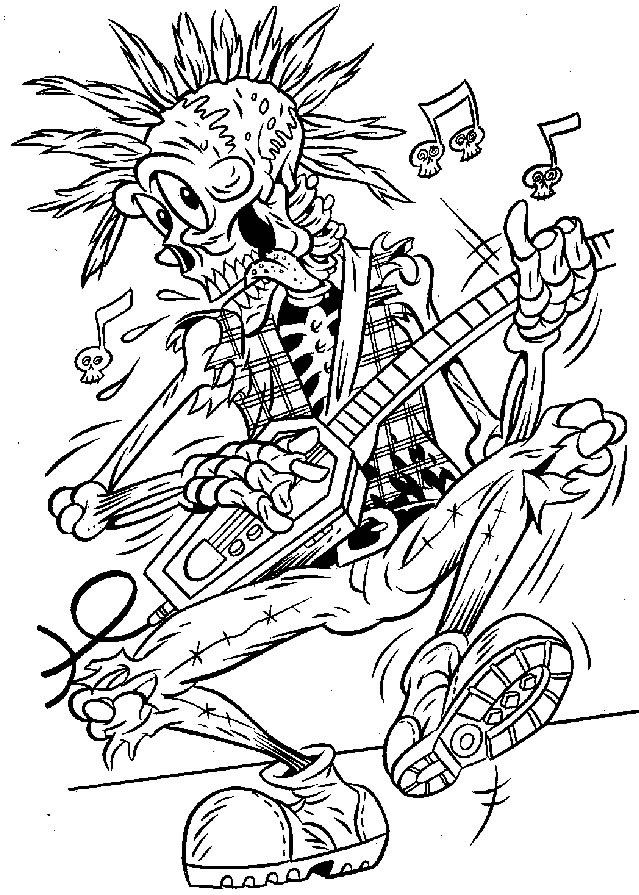 halloween 999 coloring pages