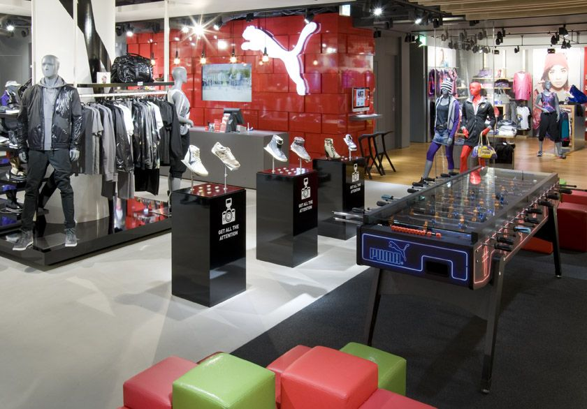 puma boutique