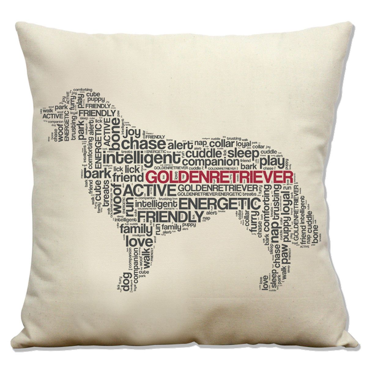 Cojines De Animales Fab Golden Retriever Pillow Would Definitely Like A