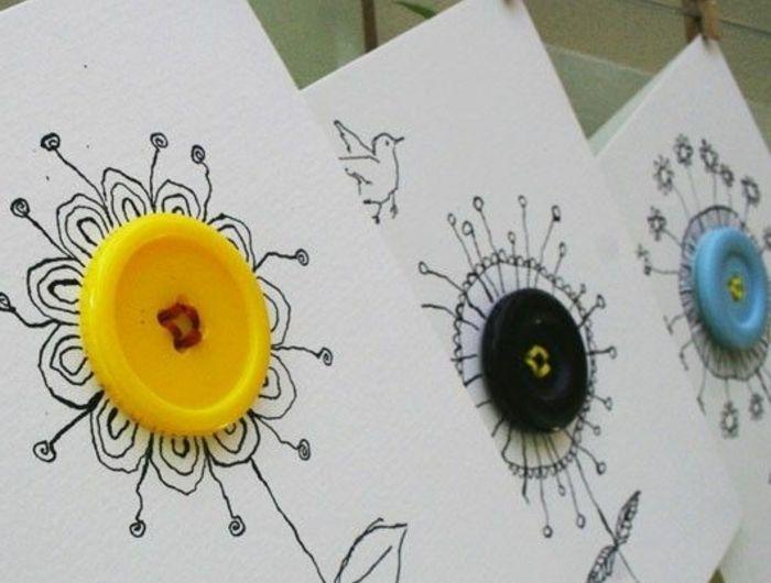 1001+ idées pour carte de fête des mères à faire vous-mêmes