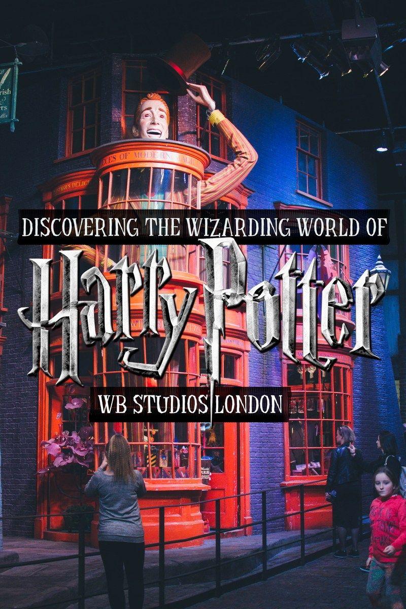Harry Potter Studios London Harry Potter London Harry Potter Studios London