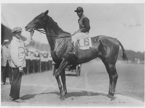 The first Kentucky Derby winner Aristides 1875