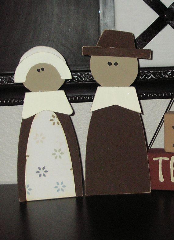 Pilgrims.