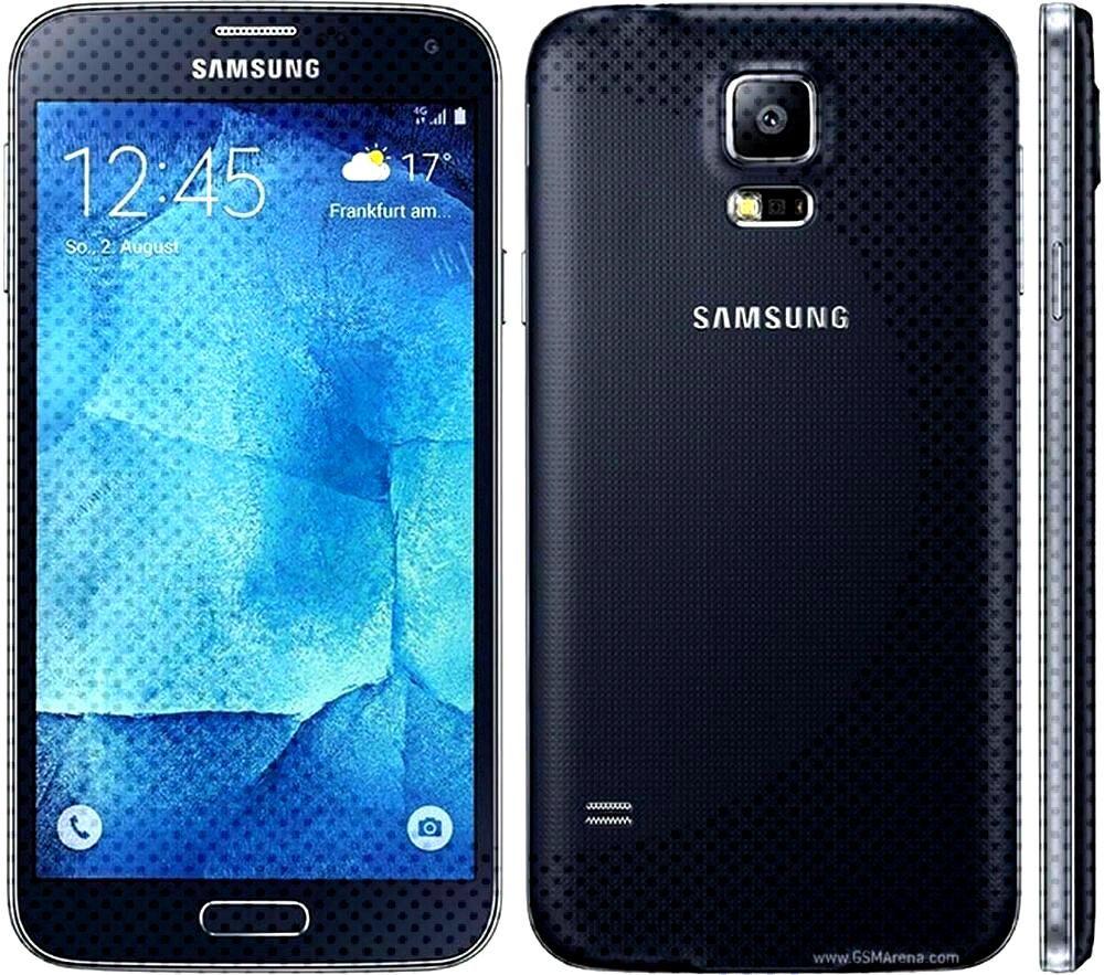 Sealed Samsung Galaxy S5 Neo G903F 16GB Smartphone - Black