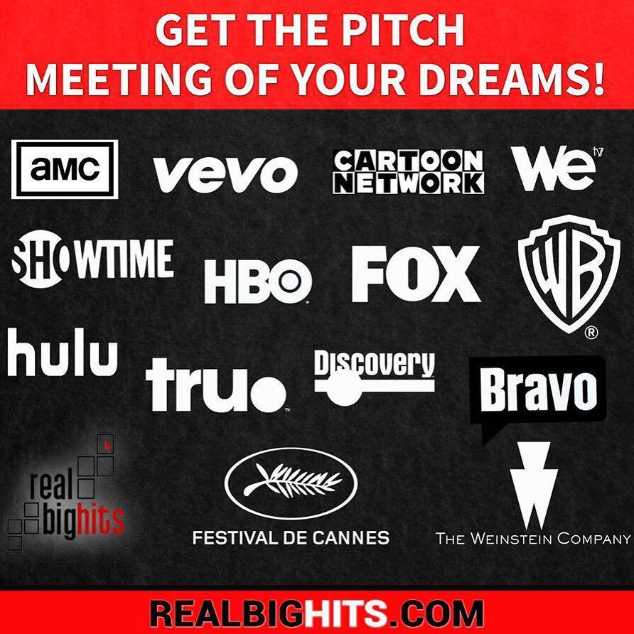 [CALLING ALL FILMMAKERS & CONTENT CREATORS] Submit your Video, Script or Logline by September 1, 2015 and win $60K in Total Prizes. Go to http://www.realbighits.com/ and sign-up today! #DreamRealBig