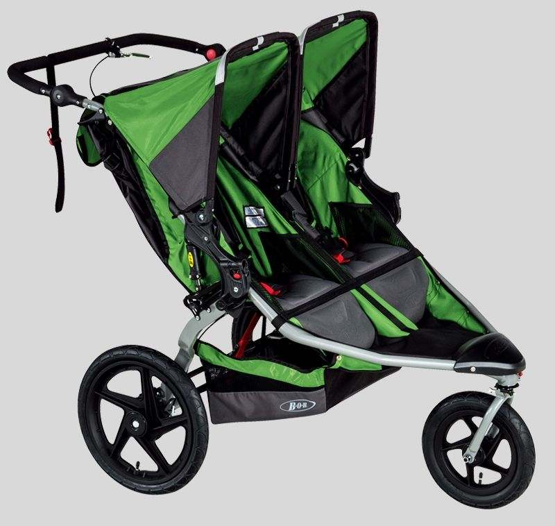 Could jogging strollers double meet your needs? Double