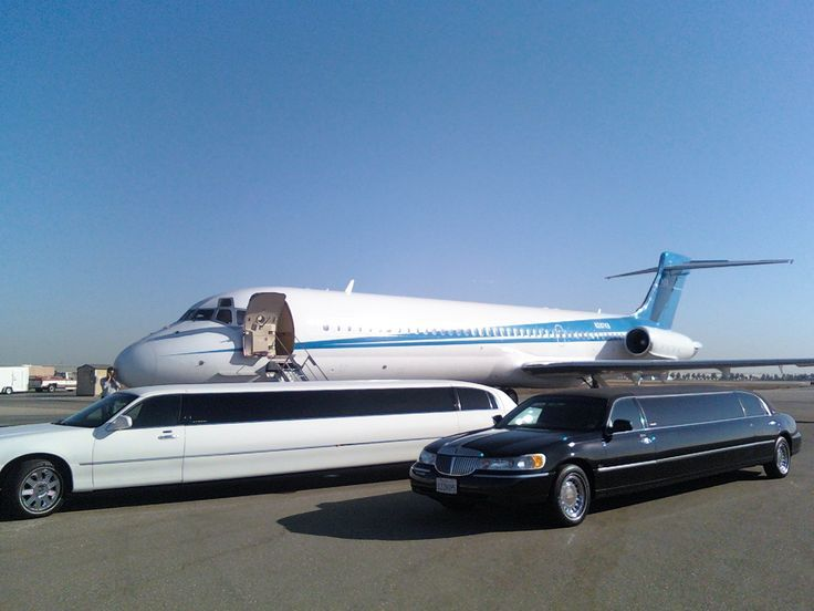 Contract services airport limo service airport limo