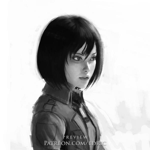 Mikasa Ackerman After The War In 2019
