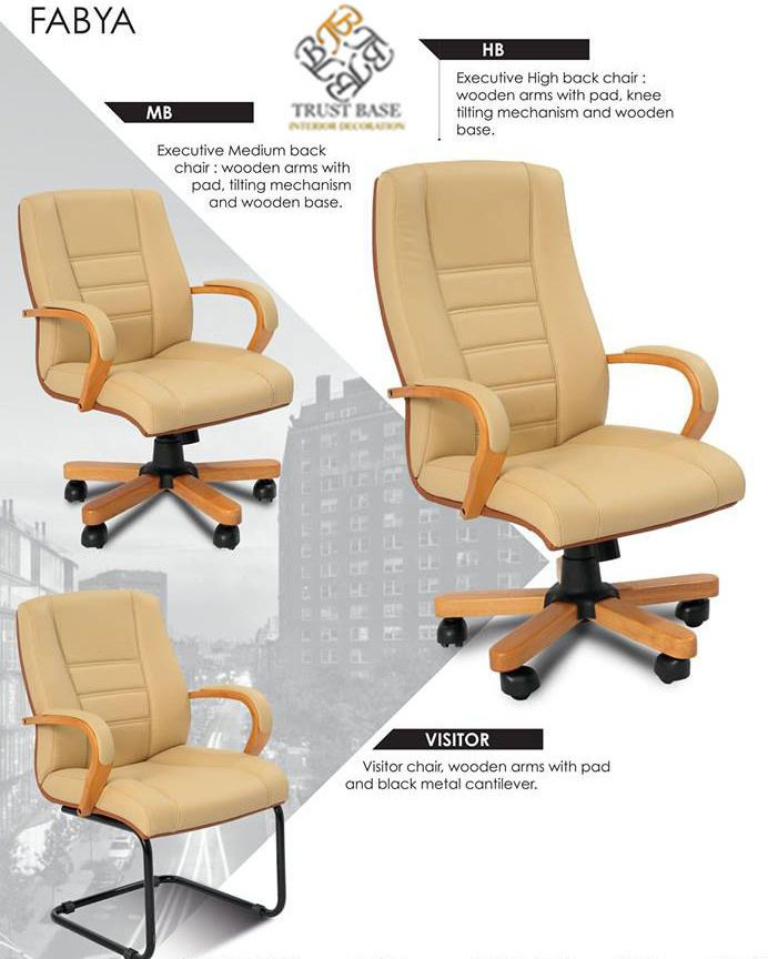 Stylish Executive Office Chair Collection: @ Offer Price