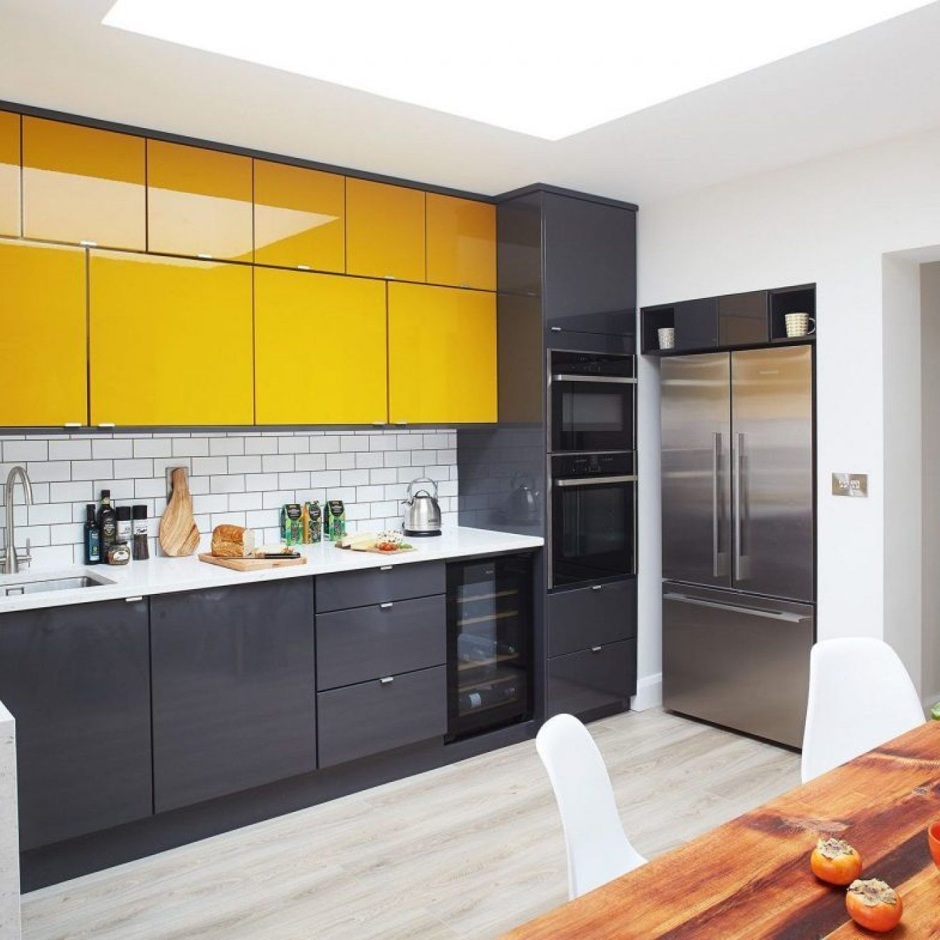 New Absolutely Free Kitchen Cabinets colour combinations ...