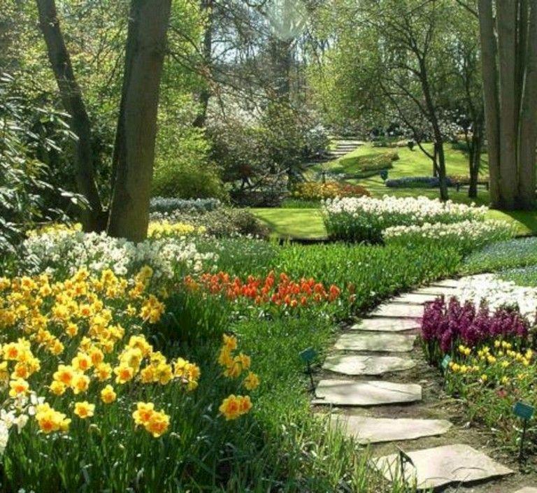 38 Wonderful Woodland Garden Ideas Easy To Create 400 x 300