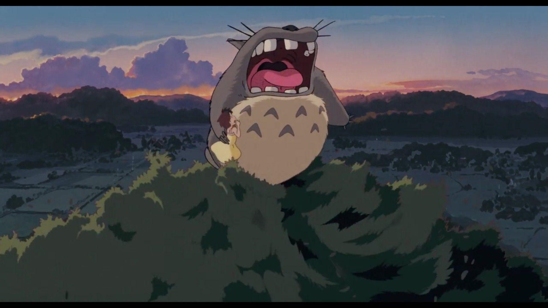 Pin by xiao wei 🍥 on Ghibli Screenshot Anime, Ghibli, Art