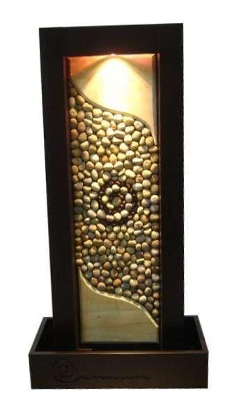 Fuentes de agua muros llorones decoracion interiores - Fuentes de agua interiores ...