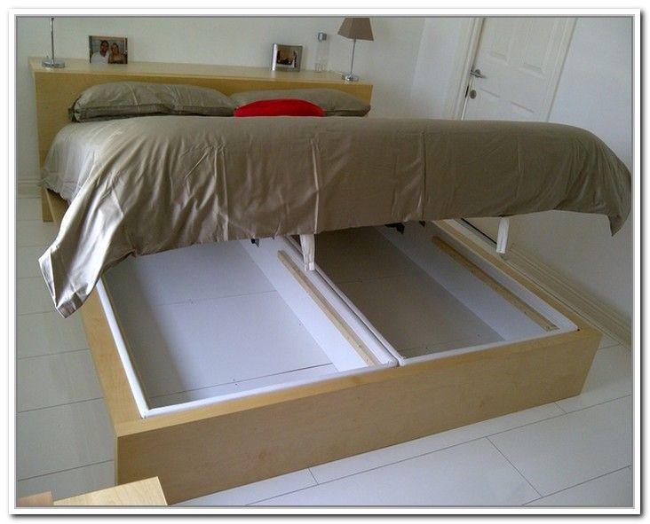 Ikea Küchenelemente ~ Malm marries alsarp malm ikea hack and storage beds