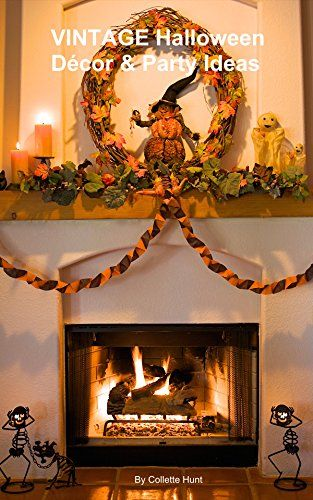VINTAGE Halloween Décor  Party Ideas eBooks Pinterest Vintage - vintage halloween decorating ideas