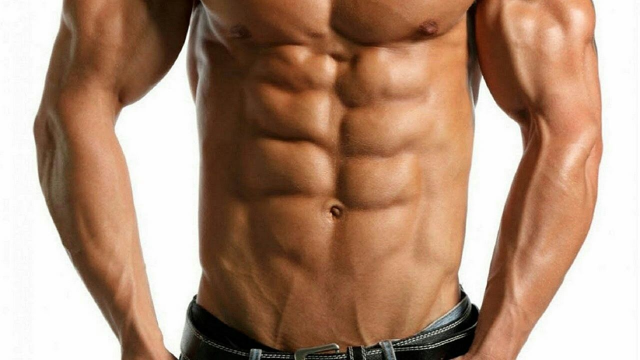 The Ultimate Male Fitness Model 6 Pack Abs Pics