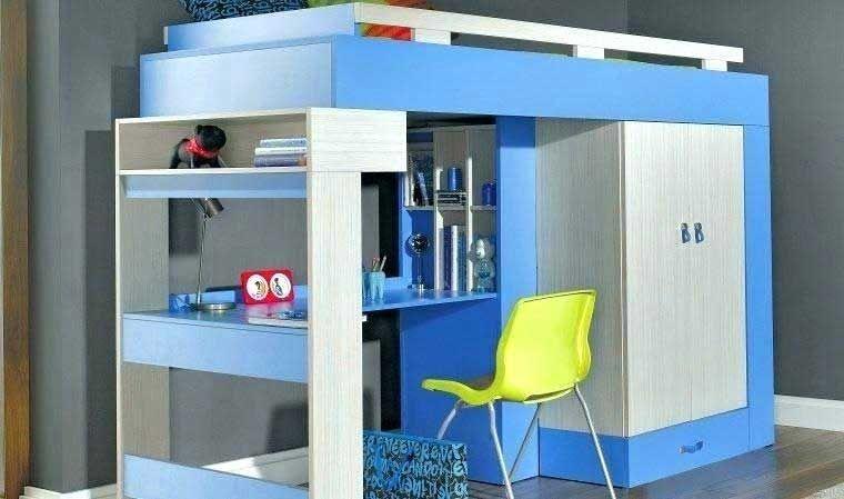 Mezzanine Bureau Enfant Lit Mezzanine 1 Place Bureau Lit Mezzanine Lit Literary Devices In Poetry Li En 2020 Bureau Enfant Mobilier De Salon Maison Design