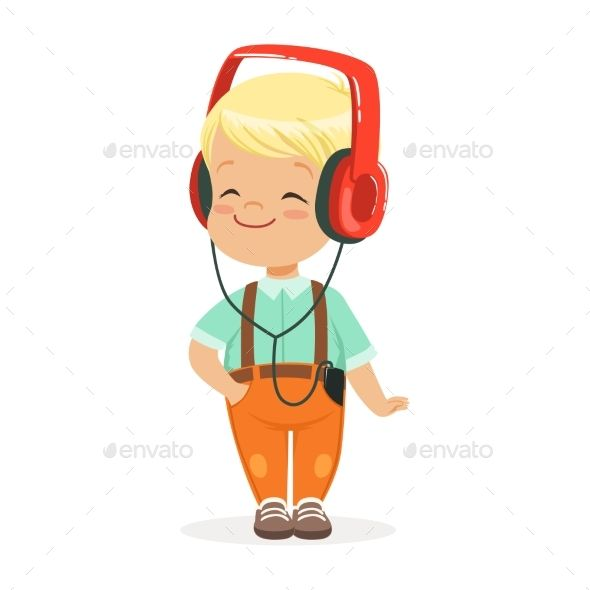 40++ Boy listening to music clipart ideas in 2021