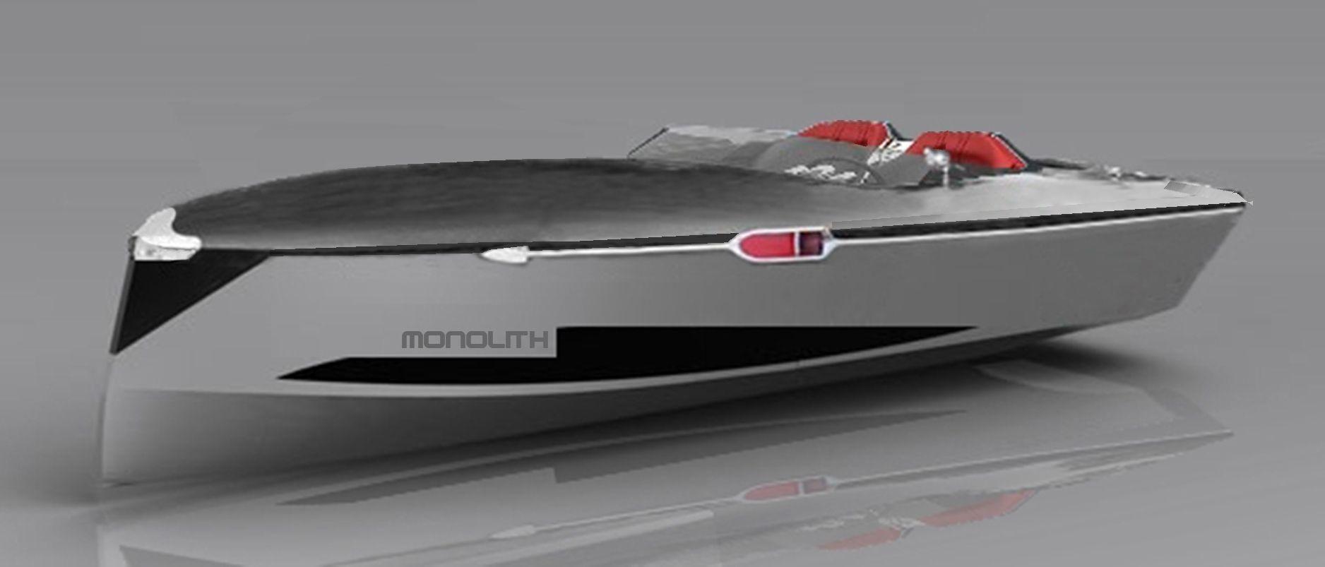Speed Boat Boat Design Motor Boat Design Motor Boat Concept