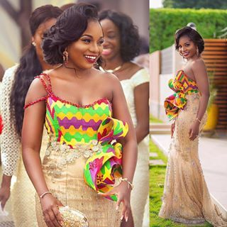 Tenue traditionnelle africaine Mariages, tradition
