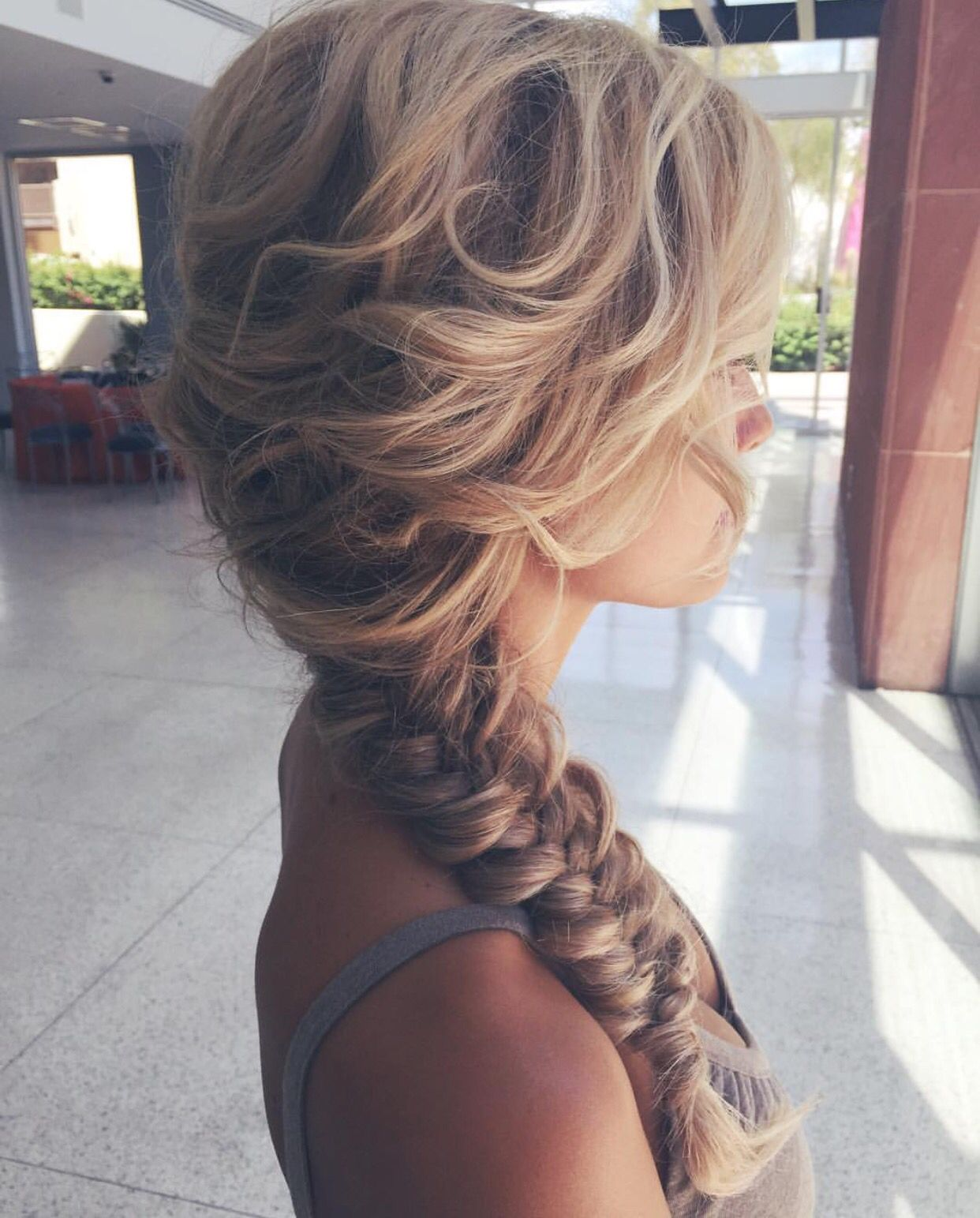 Fishtail Braid Wedding Hairstyles: Braided Hairstyles, Simple Prom Hair